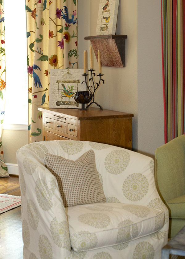 Tanglewood Eclectic Cottage Eclectic
